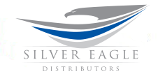 Silver Eagle Distribution Logo